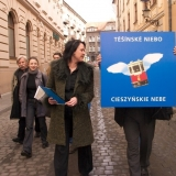 Těšínské niebo - Cieszyńskie nebe
