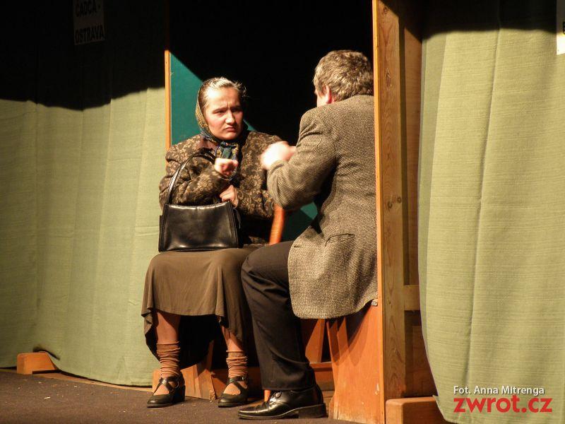 Wieczór teatralny w Mostach