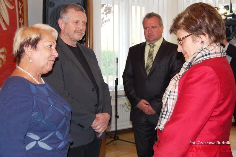 Wywiad z ambasador Grażyną Bernatowicz