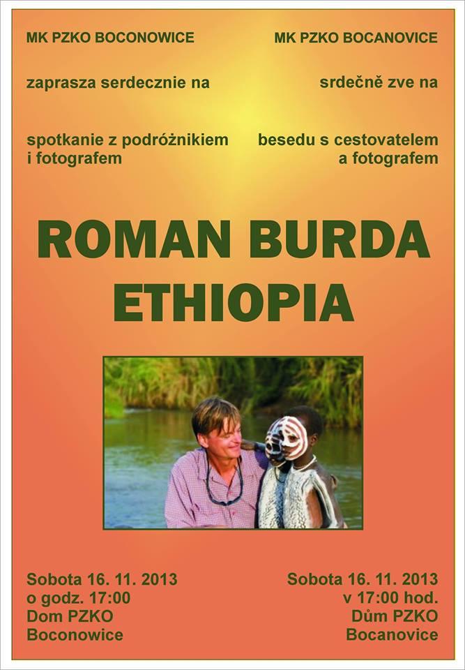 Prelekcja o Etiopii