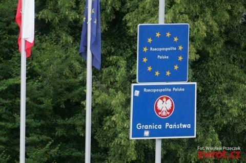 W związku z koronawirusem od jutra kontrole na wszystkich granicach Polski