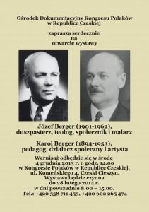 Karol i Józef Bergerowie