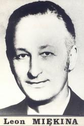 Zmarł Leon Miękina