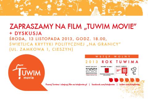"""""""Tuwim movie"""""""