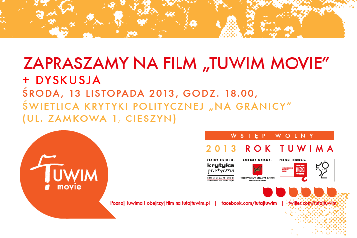 """Tuwim movie"""