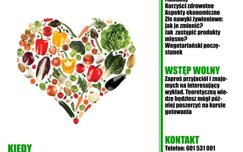 Wykład o wegetarianiźmie