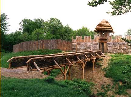 Rozbudowa archeoparku w Kocobędzu-Podoborze