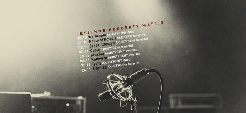 Koncert Mate.O