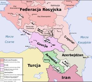 Republiki Kaukaskie