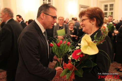 Święto w ambasadzie (film i fotogaleria)