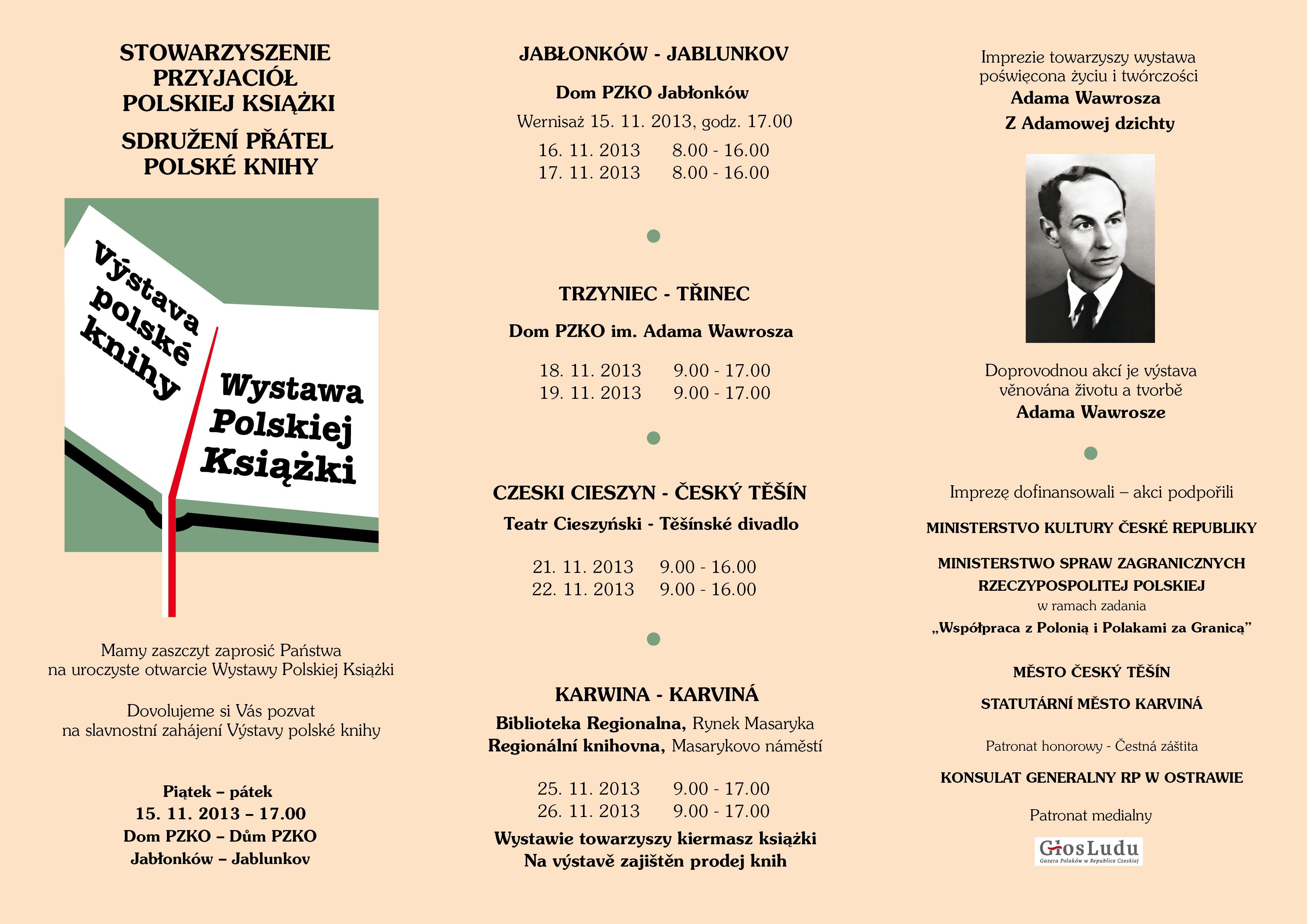 Wystawa Polskiej Książki