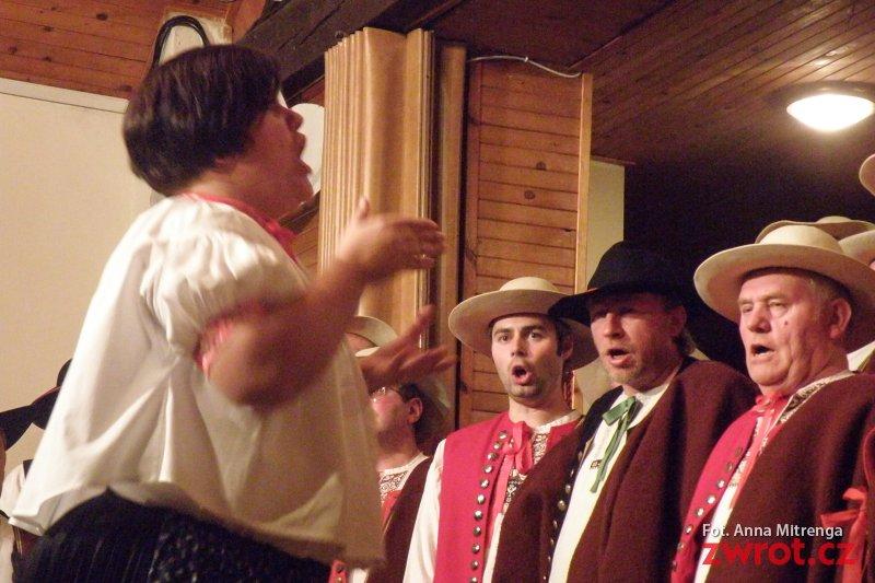 Koncert kolęd w Nawsiu