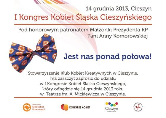 I Kongres Kobiet Śląska Cieszyńskiego