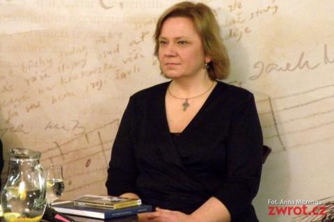 W Pradze o książce Renaty Putzlacher