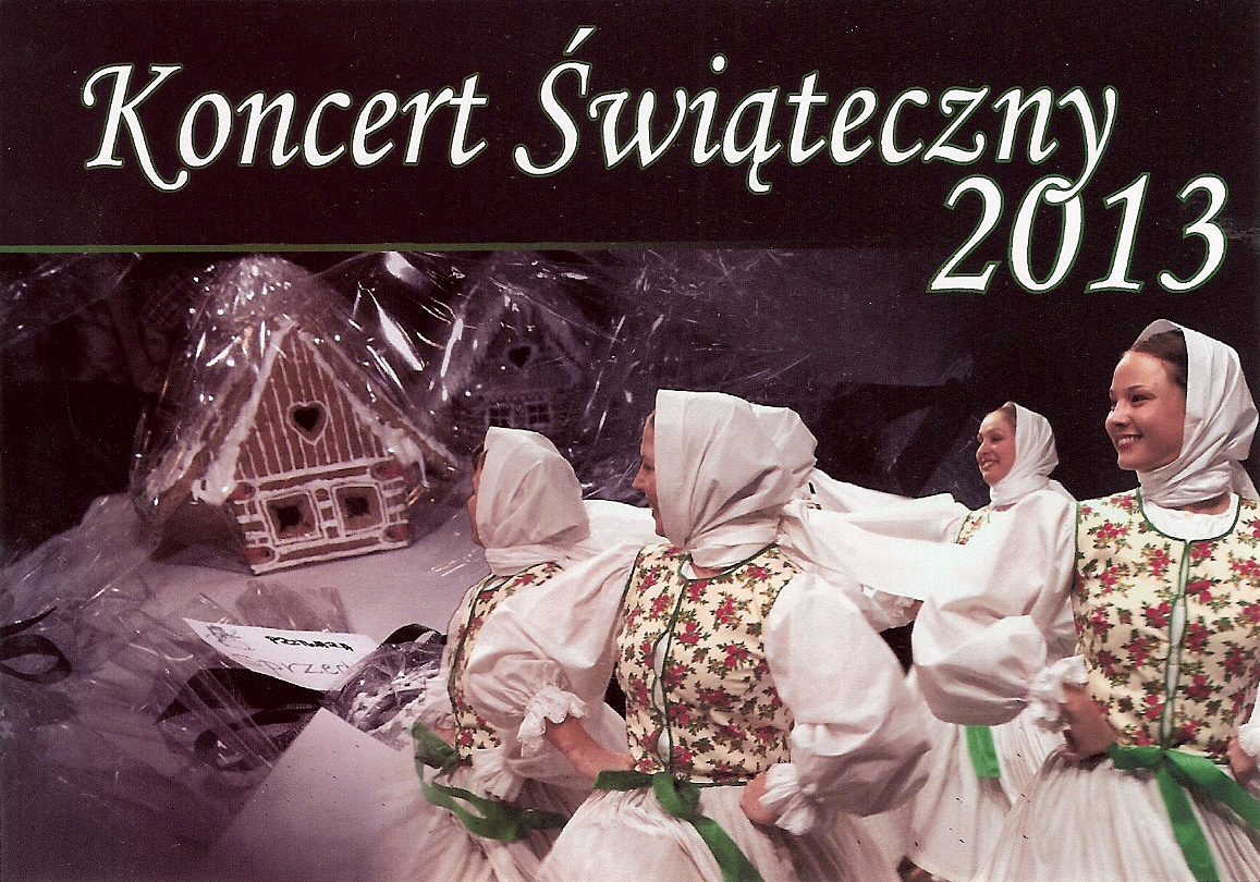 Koncert Świąteczny 2013