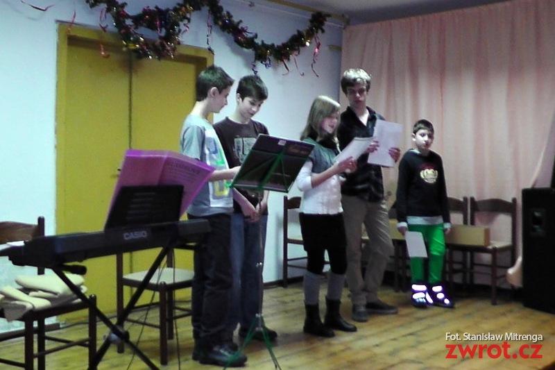 Mikołaj zawitał też do MK PZKO