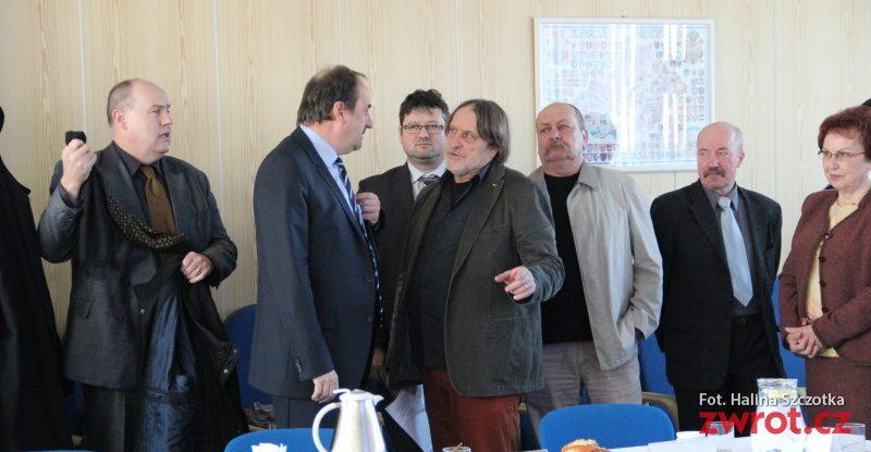 Minister w Trzyńcu o problemach mniejszości