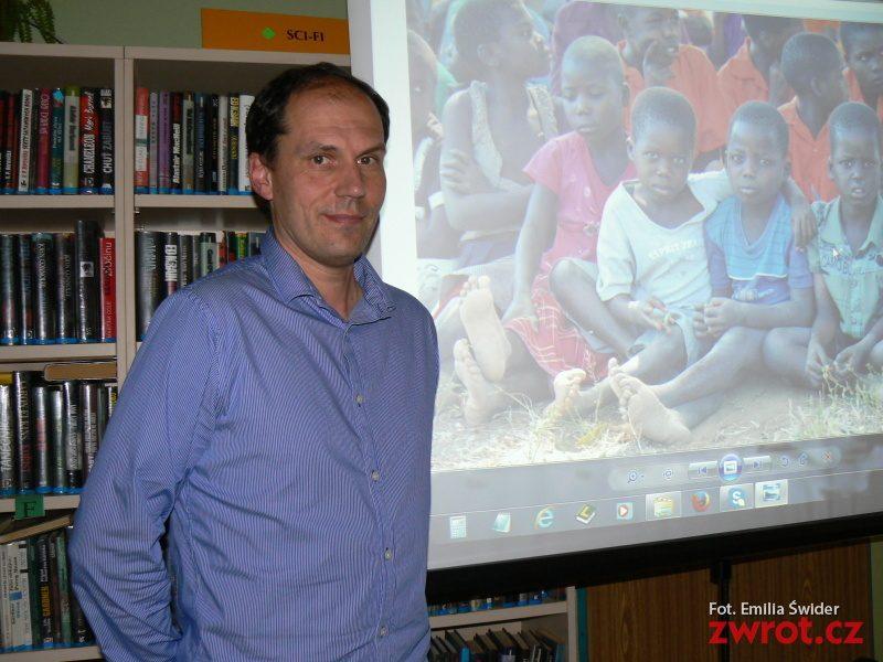 Z Czeskiego Cieszyna do Malawi