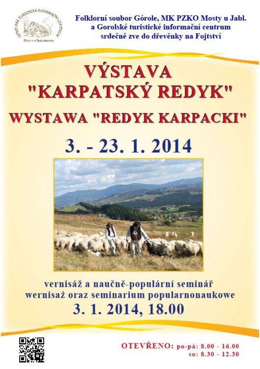 Redyk Karpacki 2013