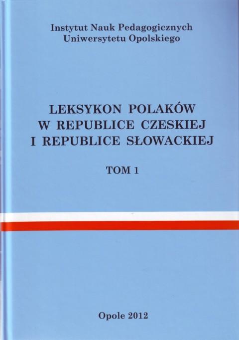 Promocja II tomu Leksykonu Polaków w Republice Czeskiej i Słowackiej