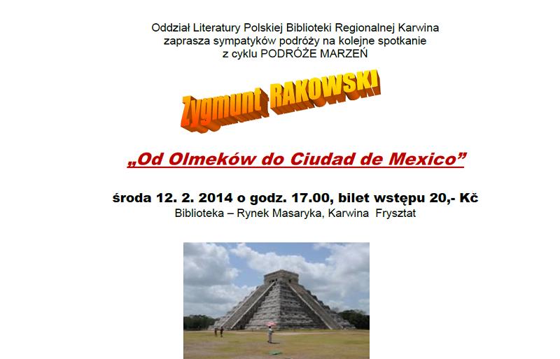 Prelekcja o Meksyku