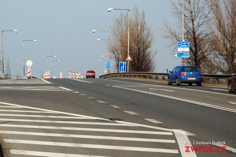 Utrudnienia w ruchu drogowym w Karwinie-Kopalniach