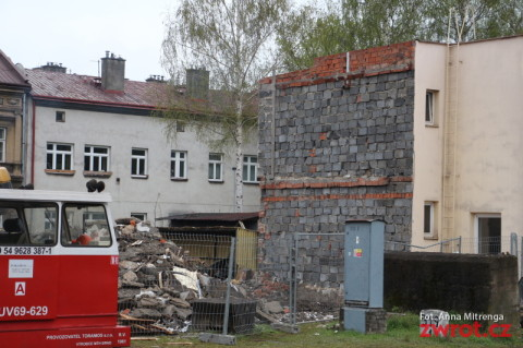 Rekonstrukcja dworca w Czeskim Cieszynie