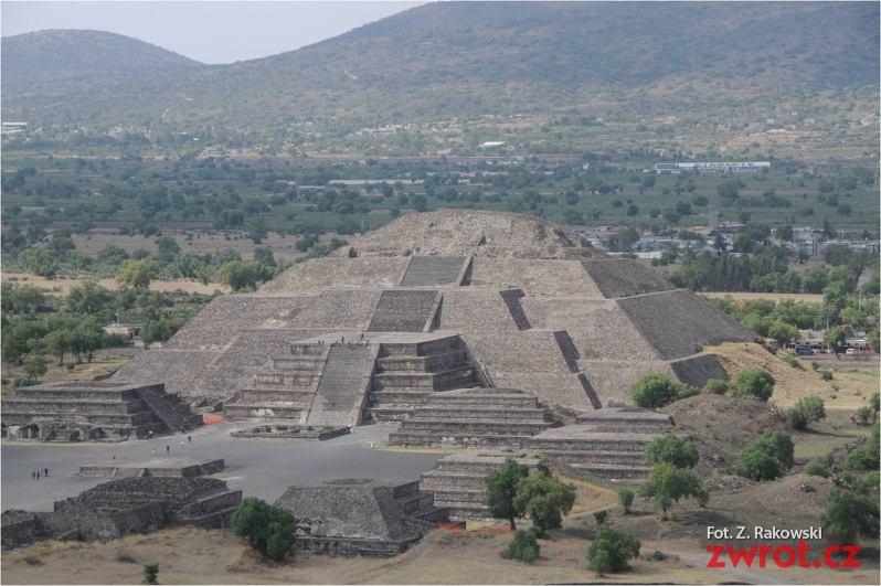 Śladami cywilizacji Meksyku