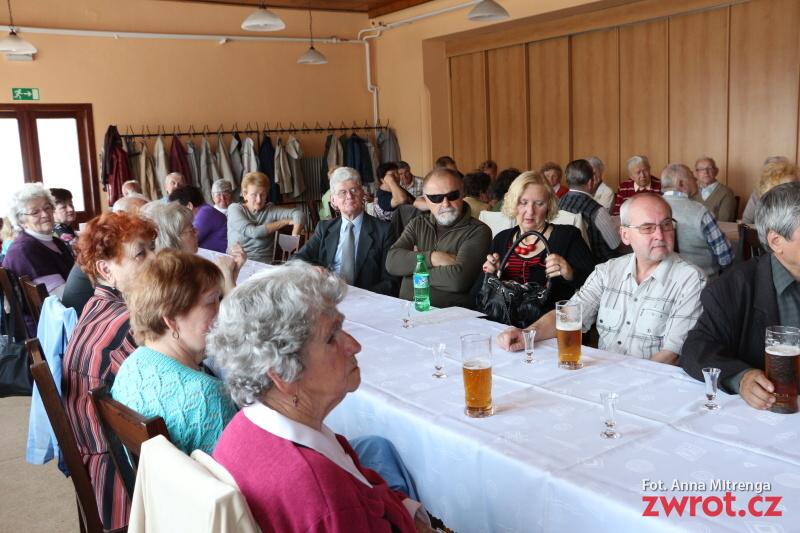 Spotkanie Klubu Seniora w Wędryni