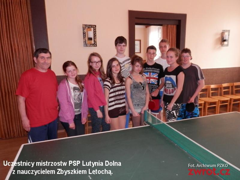 Tenis stołowy w Skrzeczoniu