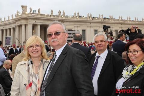 Polonia i Polacy zza granicy w Rzymie (fotoreportaż)