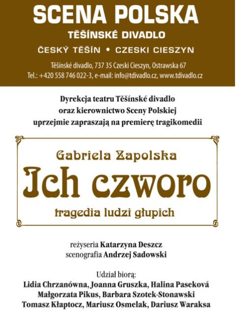 Ich czworo w Scenie Polskiej