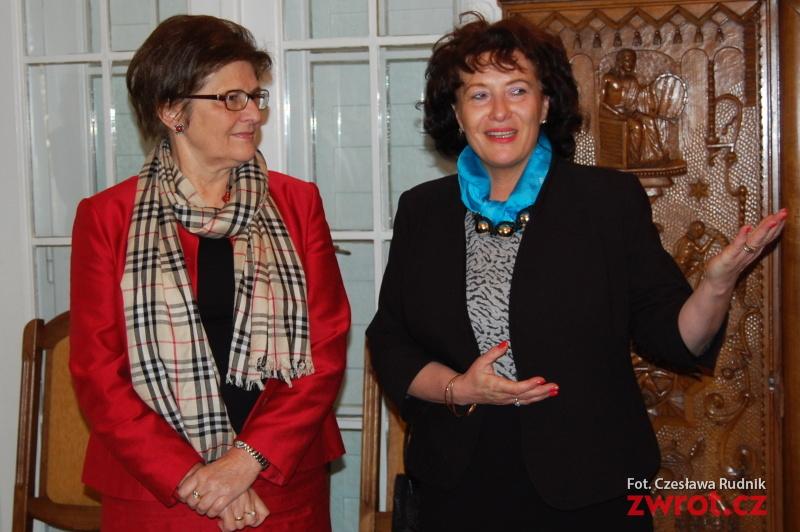 Ambasador Grażyna Bernatowicz przyjedzie na Zaolzie