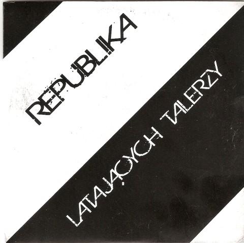 Wygraj płytę Republiki Latających Talerzy!