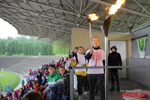 Igrzyska w Trzyńcu