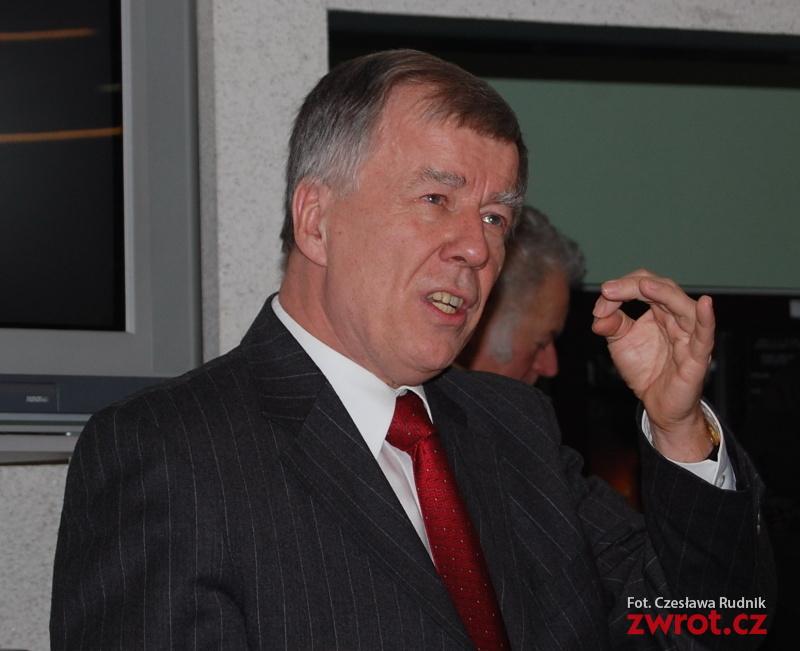 Jan Miodek honorowym obywatelem Wrocławia
