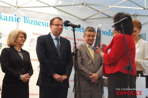 W Ostrawie spotkali się przedsiębiorcy