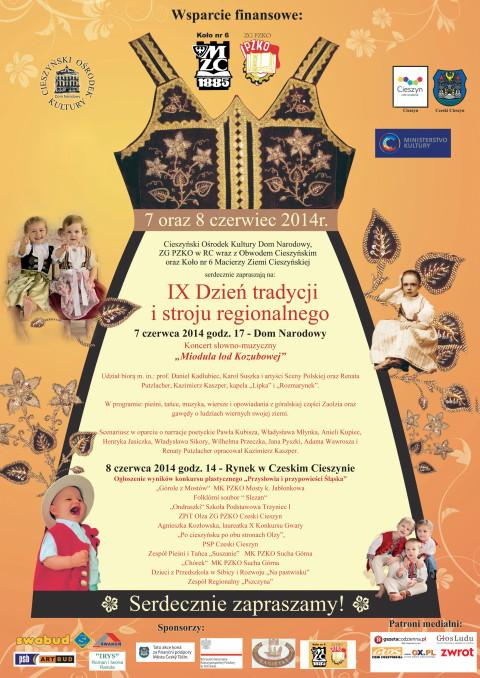 IX Dzień tradycji i stroju regionalnego