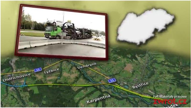 Budowa drogi na Słowację ruszy w sierpniu