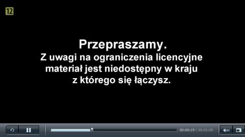 Oglądanie polskich programów nielegalne
