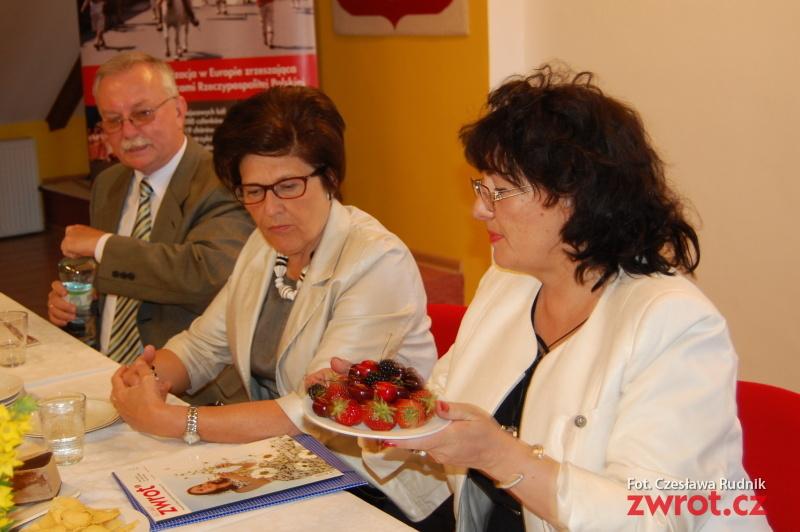 Drugi dzień wizyty ambasador Bernatowicz na Zaolziu