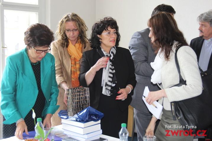 Ambasador Grażyna Bernatowicz gości na Zaolziu