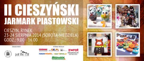 W Cieszynie Jarmark Piastowski