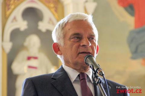 Jerzy Buzek przewodniczącym