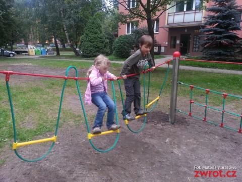 W Trzyńcu więcej miejsc do zabawy