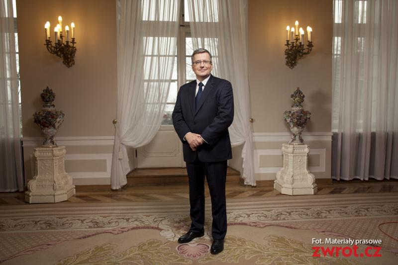 Prezydent Komorowski spotkał się z ambasadorami RP