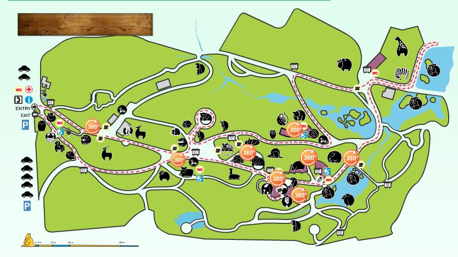 Zoo w Ostrawie otworzyło nowe safari