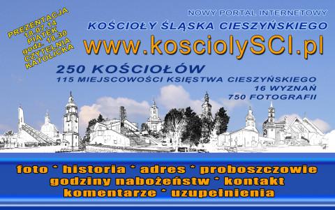 Kościoły Śląska Cieszyńskiego
