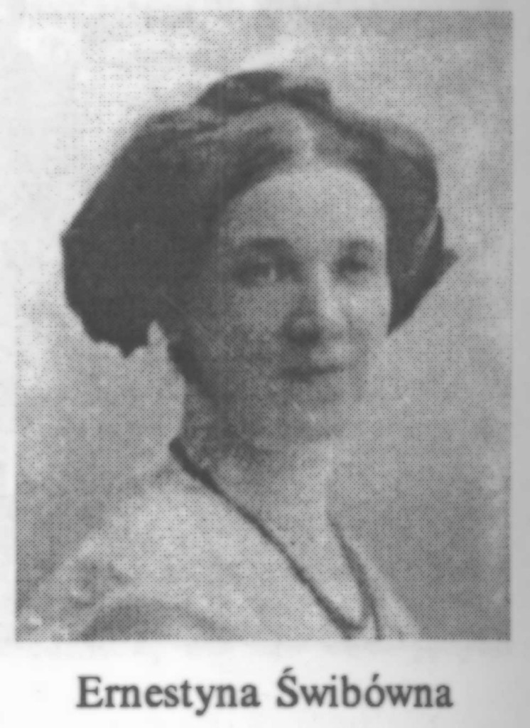 Ernestyna Świbówna