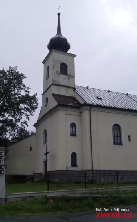 Włamali się do kościoła